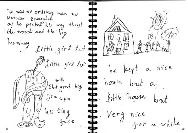 Little girl lost page1