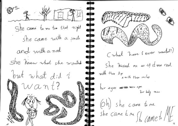 She Came to Me page1
